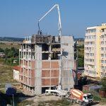 Приключи изграждане на 4-ти последен етаж